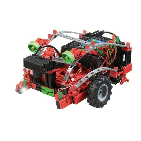 フィッシャーテクニック ロボティクス TXTアドバンス バッテリーセット付属 Robotics: TXT Advanced with Battery Set|fischertechnik-edu|15