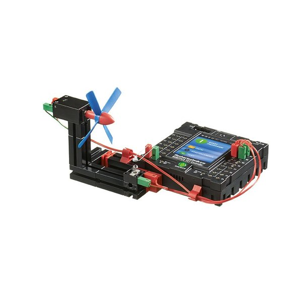 フィッシャーテクニック ロボティクス TXTアドバンス バッテリーセット付属 Robotics: TXT Advanced with Battery Set|fischertechnik-edu|16