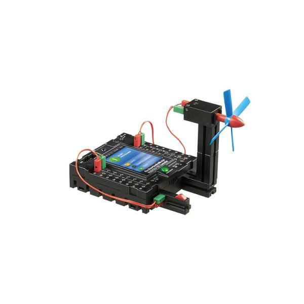 フィッシャーテクニック ロボティクス TXTアドバンス バッテリーセット付属 Robotics: TXT Advanced with Battery Set|fischertechnik-edu|17
