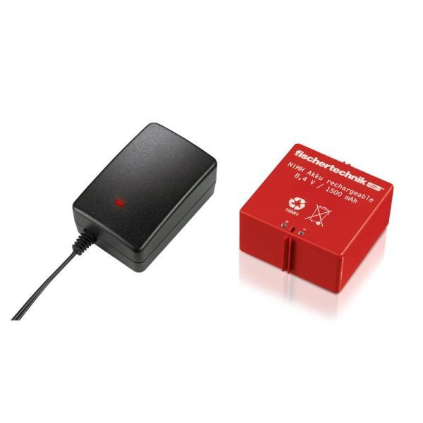 フィッシャーテクニック ロボティクス TXTアドバンス バッテリーセット付属 Robotics: TXT Advanced with Battery Set|fischertechnik-edu|05