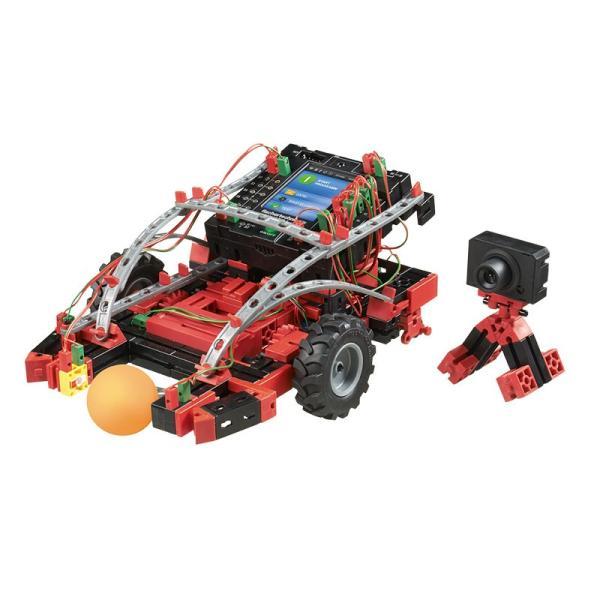 フィッシャーテクニック ロボティクス TXTアドバンス バッテリーセット付属 Robotics: TXT Advanced with Battery Set|fischertechnik-edu|07
