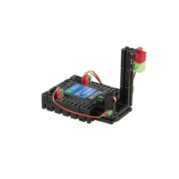 フィッシャーテクニック ロボティクス TXTアドバンス バッテリーセット付属 Robotics: TXT Advanced with Battery Set|fischertechnik-edu|08