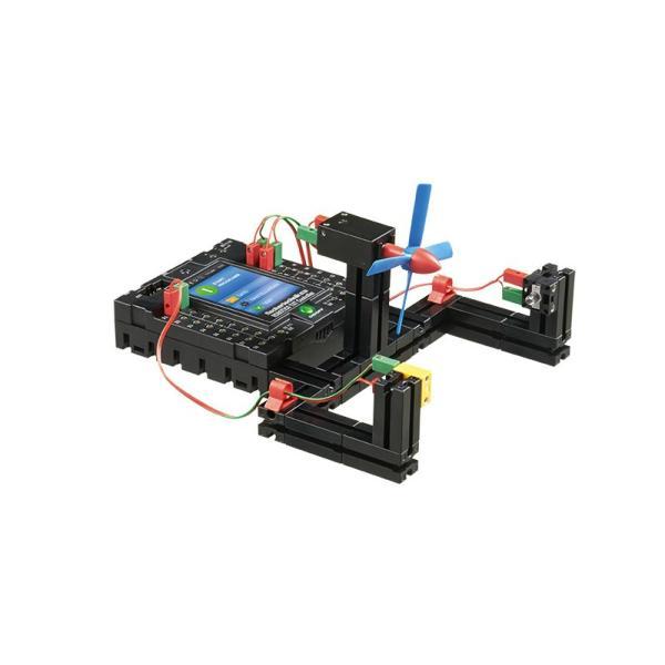 フィッシャーテクニック ロボティクス TXTアドバンス バッテリーセット付属 Robotics: TXT Advanced with Battery Set|fischertechnik-edu|09