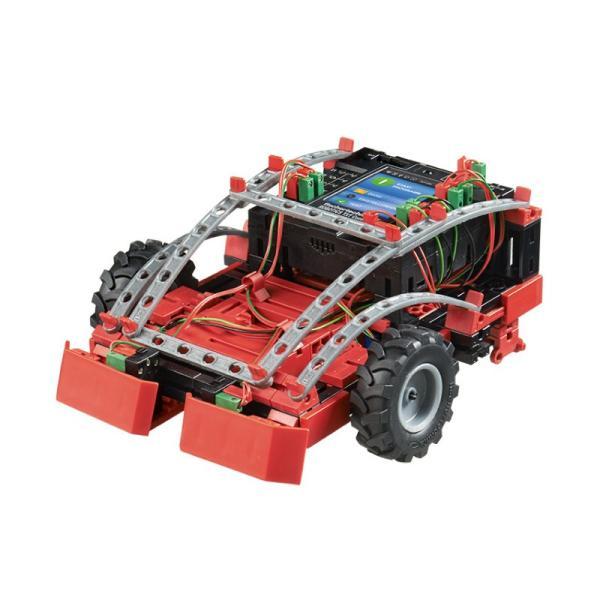 フィッシャーテクニック ロボティクス TXTアドバンス バッテリーセット付属 Robotics: TXT Advanced with Battery Set|fischertechnik-edu|10