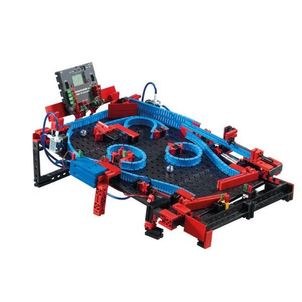 フィッシャーテクニック ロボティクス エレクトロ&ニューマチック CPUと電源は付属しません Robotics Electro & Pneumatics without CPU&Power|fischertechnik-edu|06