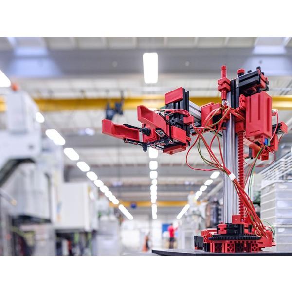 フィッシャーテクニック ロボティクス インダストリー CPUと電源は付属しません Robotics in Industry without CPU&Power fischertechnik-edu 03