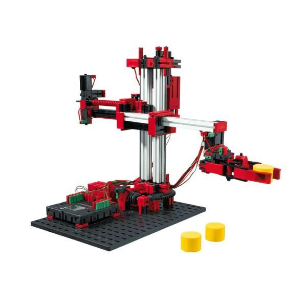 フィッシャーテクニック ロボティクス インダストリー CPUと電源は付属しません Robotics in Industry without CPU&Power fischertechnik-edu 04