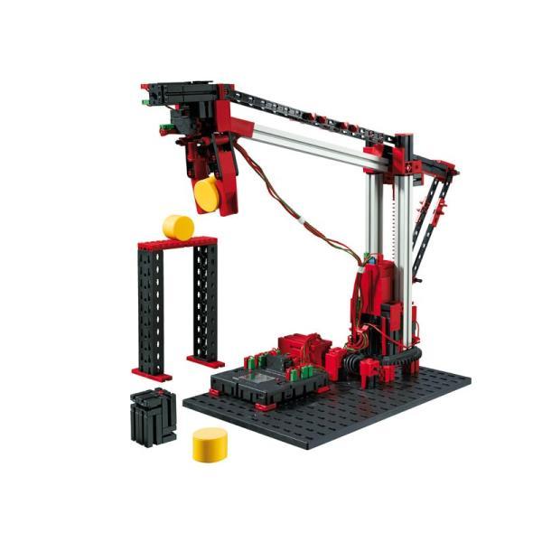 フィッシャーテクニック ロボティクス インダストリー CPUと電源は付属しません Robotics in Industry without CPU&Power fischertechnik-edu 05