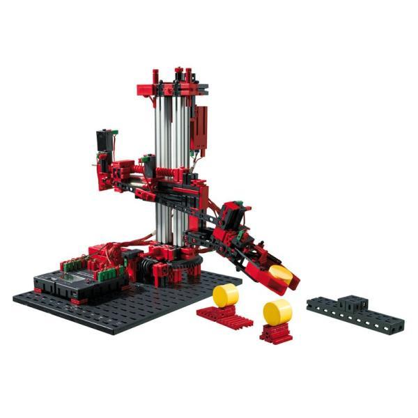 フィッシャーテクニック ロボティクス インダストリー CPUと電源は付属しません Robotics in Industry without CPU&Power fischertechnik-edu 07
