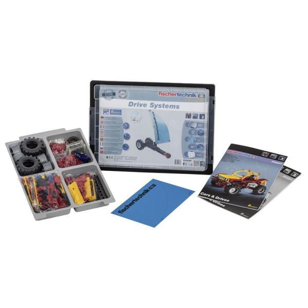 フィッシャーテクニック ドライブシステム Drive Systems|fischertechnik-edu|02