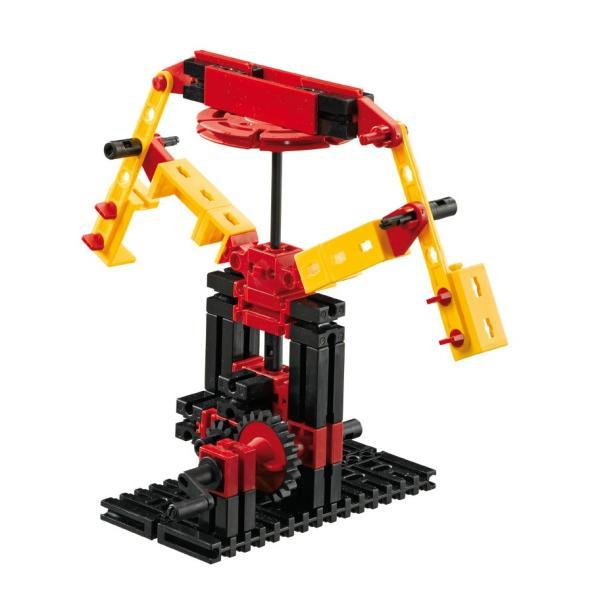 フィッシャーテクニック シンプルマシーン Simple Machines|fischertechnik-edu|12