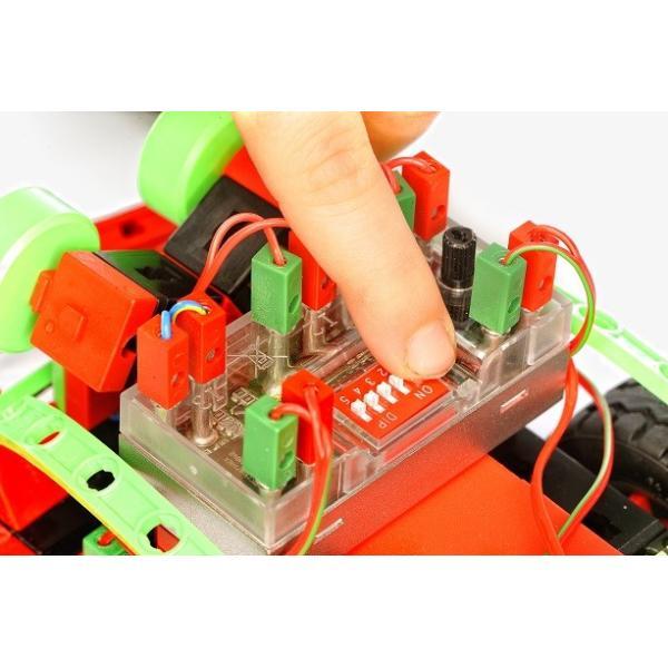 フィッシャーテクニック ロボティクス ミニボッツ Robotics: Mini Bots|fischertechnik-edu|03
