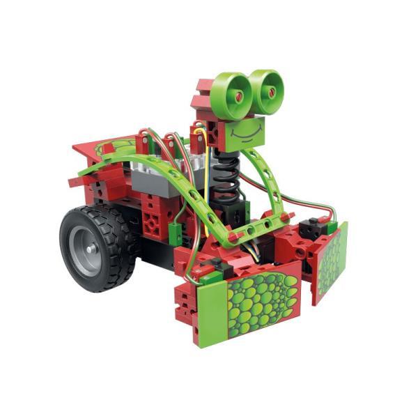 フィッシャーテクニック ロボティクス ミニボッツ Robotics: Mini Bots|fischertechnik-edu|04