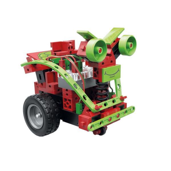 フィッシャーテクニック ロボティクス ミニボッツ Robotics: Mini Bots|fischertechnik-edu|05