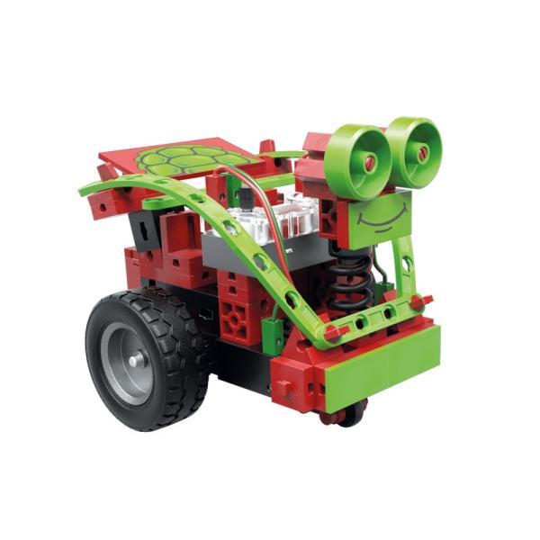 フィッシャーテクニック ロボティクス ミニボッツ Robotics: Mini Bots|fischertechnik-edu|06