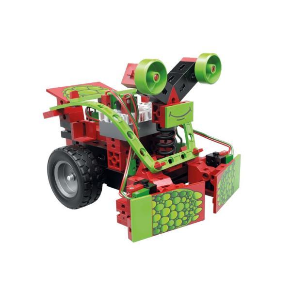 フィッシャーテクニック ロボティクス ミニボッツ Robotics: Mini Bots|fischertechnik-edu|07