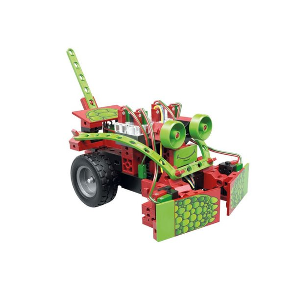 フィッシャーテクニック ロボティクス ミニボッツ Robotics: Mini Bots|fischertechnik-edu|08