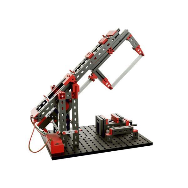 フィッシャーテクニック メカニクス Ver.2 Mechanics 2.0|fischertechnik-edu|06