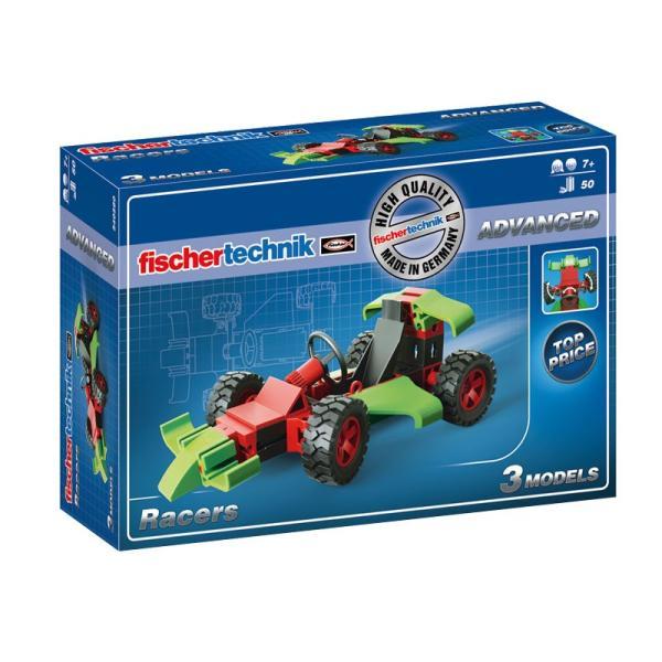 フィッシャーテクニック レーサー Racers|fischertechnik-edu