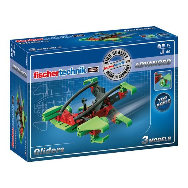 フィッシャーテクニック グライダー Gliders|fischertechnik-edu