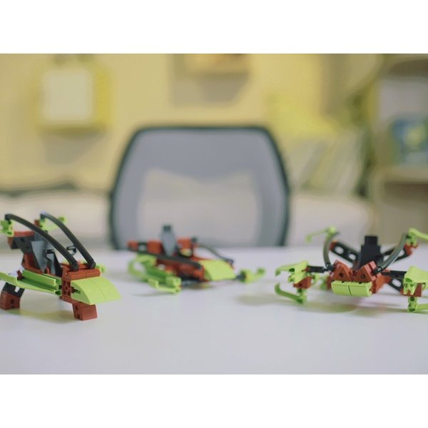 フィッシャーテクニック グライダー Gliders|fischertechnik-edu|05