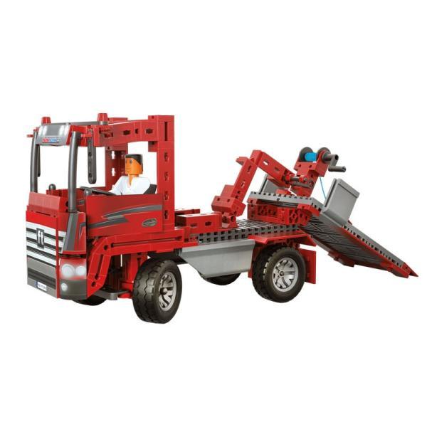 フィッシャーテクニック トラック Trucks|fischertechnik-edu|02