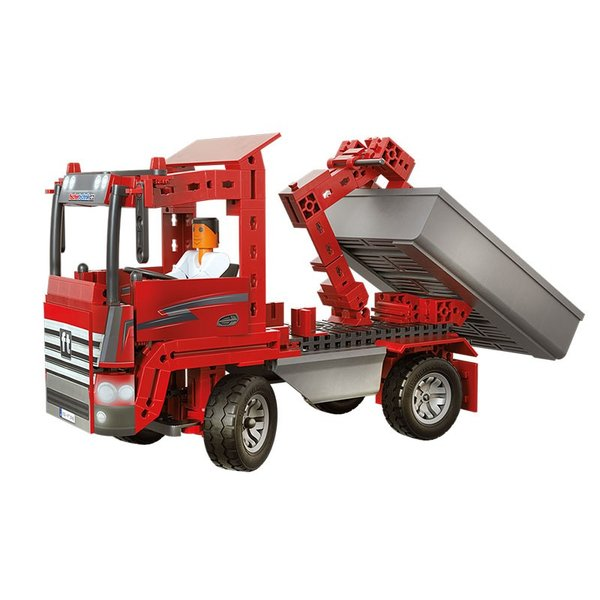 フィッシャーテクニック トラック Trucks|fischertechnik-edu|03