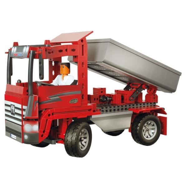 フィッシャーテクニック トラック Trucks|fischertechnik-edu|04