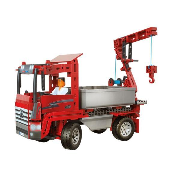 フィッシャーテクニック トラック Trucks|fischertechnik-edu|05