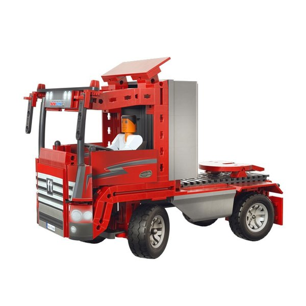 フィッシャーテクニック トラック Trucks|fischertechnik-edu|06