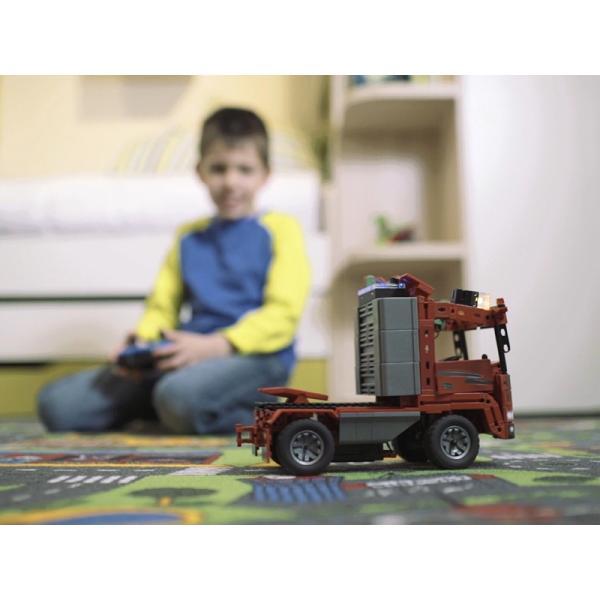フィッシャーテクニック トラック Trucks|fischertechnik-edu|07