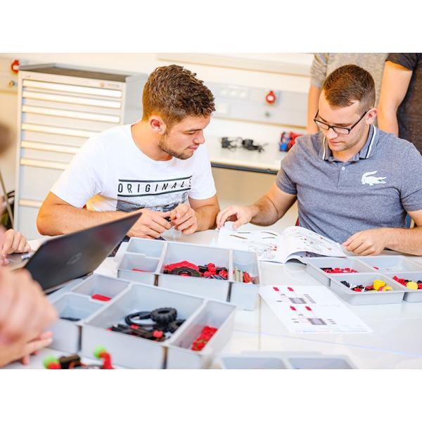フィッシャーテクニック ロボティクス BTビギナー Robotics: BT Beginner|fischertechnik-edu|02