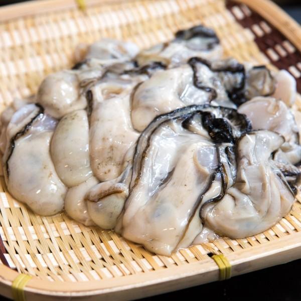 【生食用】牡蠣まさむね500g デッカイのだけギュッと詰めといたよ!/さっぱりした味わい!/石巻牧浜 漁師直送|fishermanjapan|03
