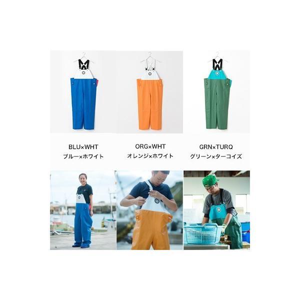 FISHERMAN JAPAN × URBAN RESEARCH サロペットパンツ/漁師ウェア/マリンウェア/漁師合羽/水産合羽|fishermanjapan|04