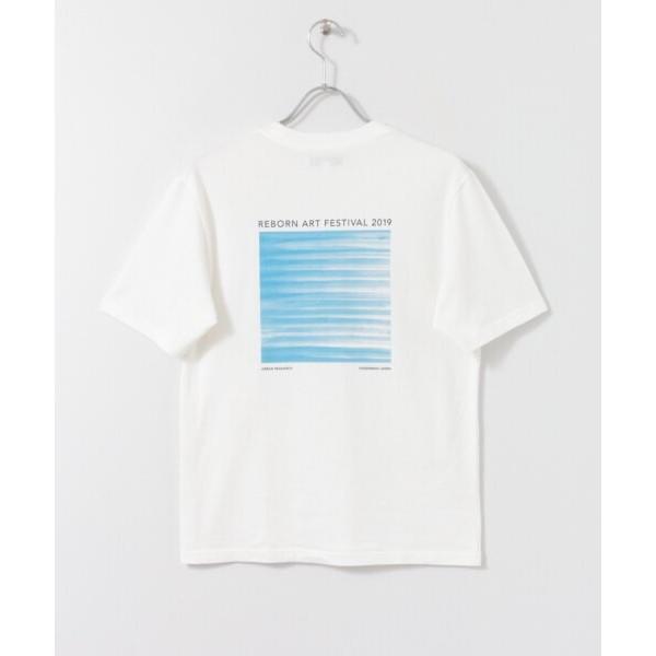 Reborn-Art Festival 2019 × URBAN RESEARCH × FISHERMAN JAPAN Tシャツ イノチノツナガリ|fishermanjapan