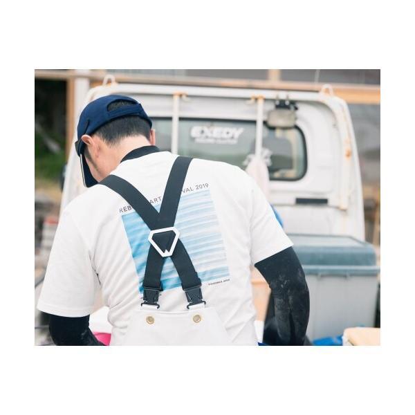 Reborn-Art Festival 2019 × URBAN RESEARCH × FISHERMAN JAPAN Tシャツ イノチノツナガリ|fishermanjapan|20