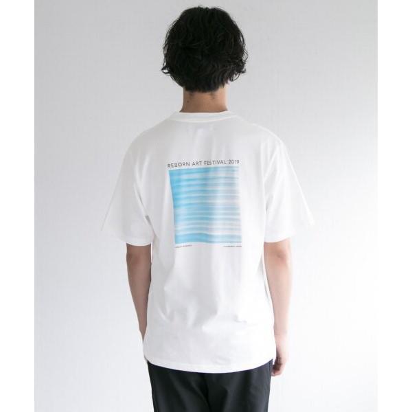 Reborn-Art Festival 2019 × URBAN RESEARCH × FISHERMAN JAPAN Tシャツ イノチノツナガリ|fishermanjapan|08