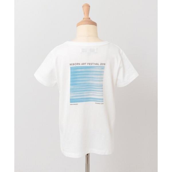 Reborn-Art Festival 2019 × URBAN RESEARCH × FISHERMAN JAPAN Tシャツ イノチノツナガリ キッズ fishermanjapan 07