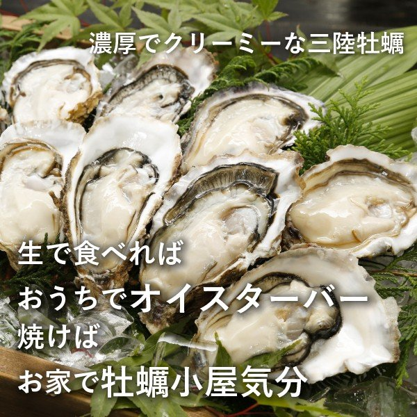 生で美味しい/宮城県産殻付き牡蠣/4キロ(約30個/冷凍/コロナ支援商品|fishermanjapan|05