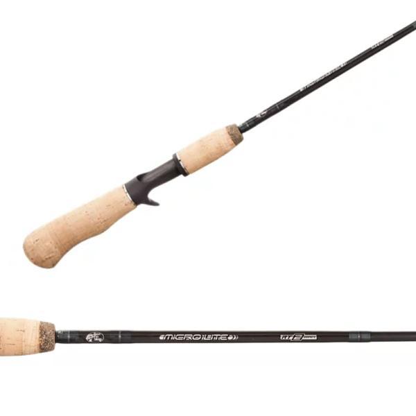 バス プロ ショップス マイクロ ライト ベイトロッド Micro Lite Graphite Casting Rod