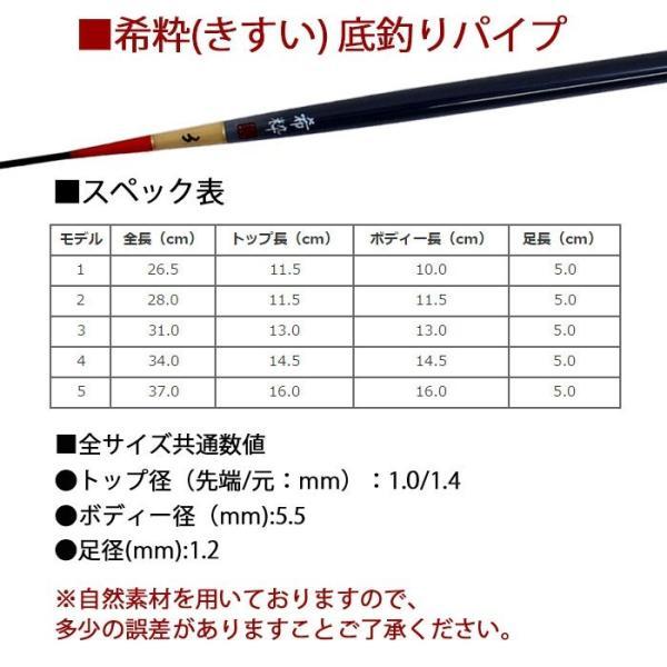 へら浮き 希粋(きすい)カヤ 底釣りパイプ 5本セット(10204set) PureTec ヘラブナ用品 ヘラウキ へらウキ