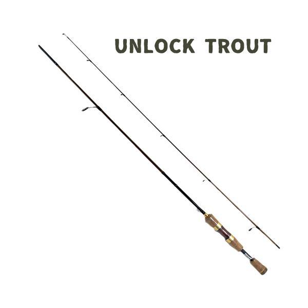 アンロック トラウト 562FUL (トラウトロッド) (釣り竿) (釣り具)