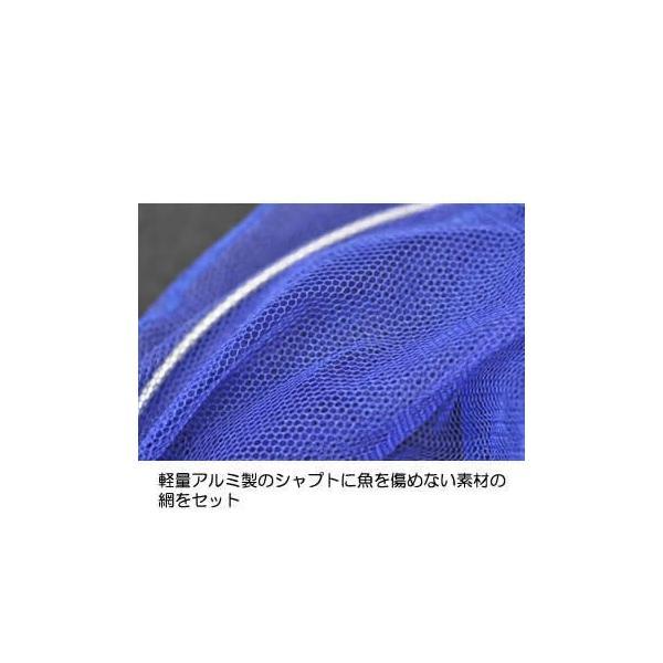 魚取り網  ショート手玉 三角 30cm (玉網 タモ網 ランディングネット)
