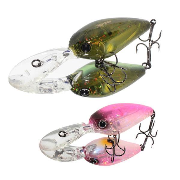 ハイドアップ HU-300 (ブラックバスルアー クランクベイト)