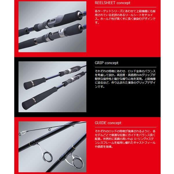 メジャークラフト 18ソルパラ・ショアジギング SPX-902SSJ (ショアジギング ロッド) (大型商品A)