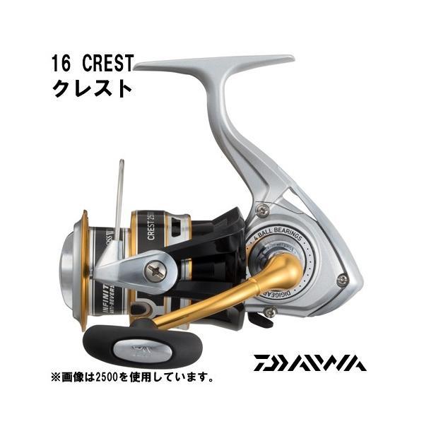 ダイワ 16 クレスト 2500 (スピニングリール 釣り具)