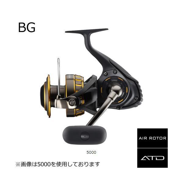 ダイワ 16 BG 4500 (ジギング スピニングリール)