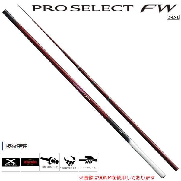 シマノ プロセレクトFW 80NM (鮎竿) (大型商品A)