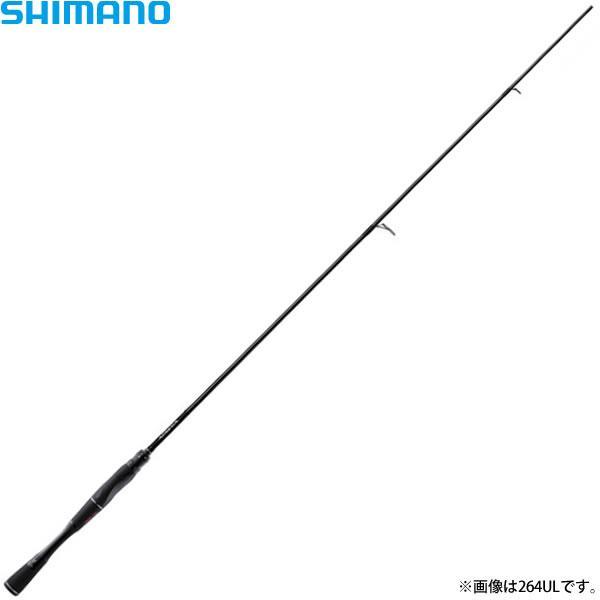 シマノ 18 ポイズン・アドレナ 2611MH (バスロッド スピニング)(大型商品A)