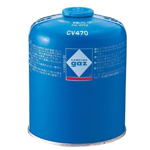 コールマン キャンピングガス 専用ガスカートリッジ CV470 39315 燃料 ガス アウトドア 用品 キャンプ 道具